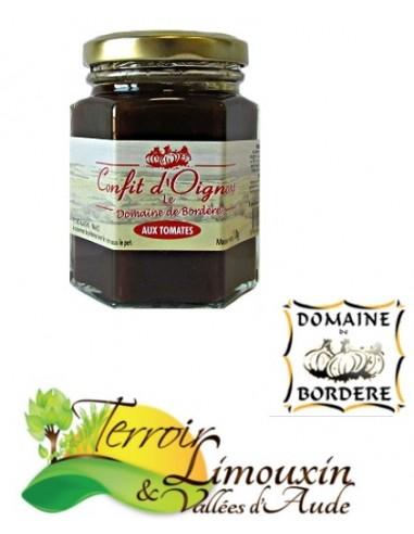 Confit d'Oignon aux Tomates 110g
