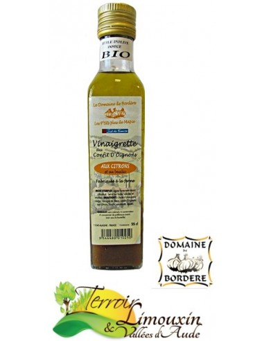 Vinaigrette au Citron 50cl