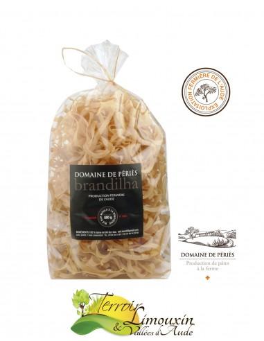 Brandilha nature - pâtes production fermière