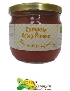 Compote Coing Pomme