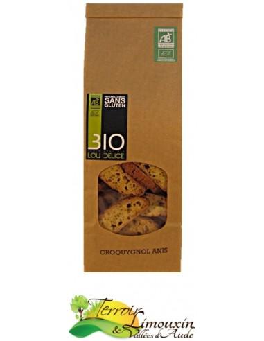 Croquygnol Anis Sans Gluten