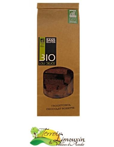 Croquygnol Chocolat Noisette Sans gluten