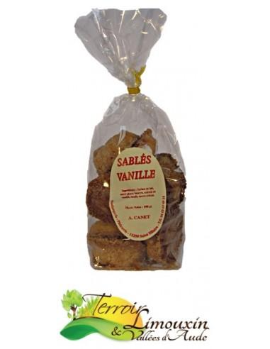 Sablé Vanille