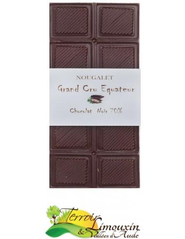 Chocolat Noir 70% Grand Cru Equateur