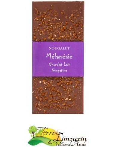 Chocolat Lait Nougatine
