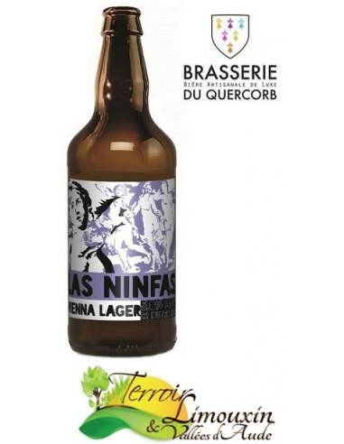 Bière Las Ninfas 33 cl