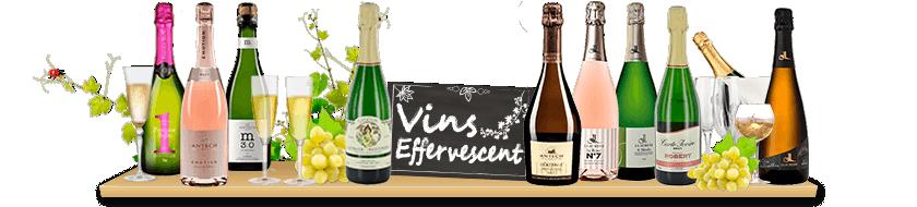 Vins Effervescent
