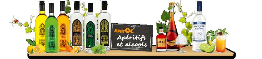 Apéritifs et Alcools