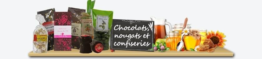 Chocolats, Nougats et Confiseries