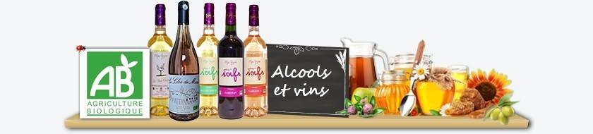 Alcools et Vins