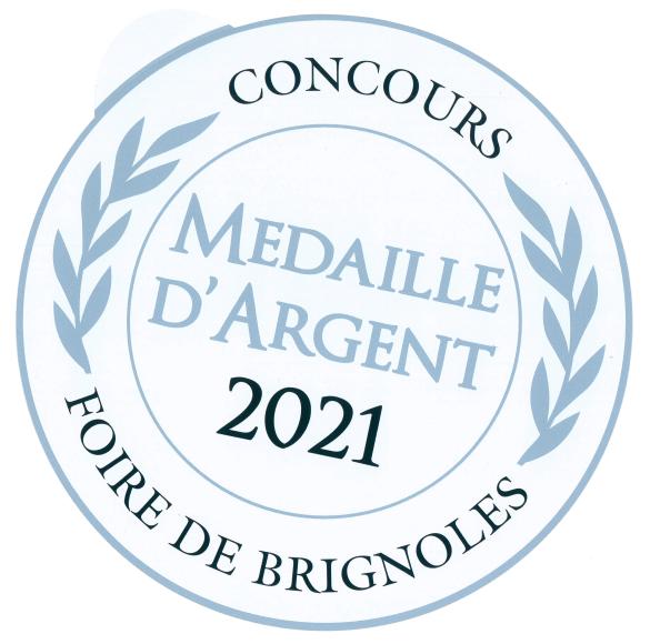 Médaille Argent 2021